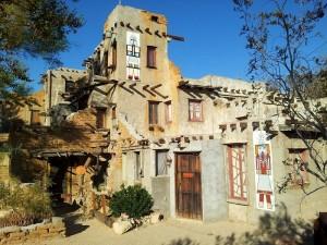 Desert Hot Springs - Cabot's Pueblo Museum
